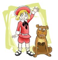 Buster Brown by Chevic