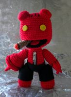 HellSackBoy by MarinaYeah