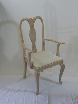 Chair turned by chamberstock