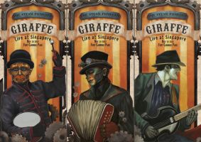 Steam powered Giraffe by leefaan