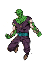 Don't f**k with the Namek by SurturFlamingo