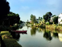 canals of venice california 24 by puddlz