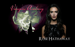 Rose Hathaway Wallpaper by lehyara