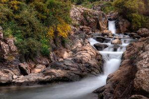 The Sahar river 4 by titah