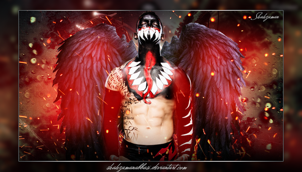 Finn Balor Wallpaper by ShahzamanAbbasi