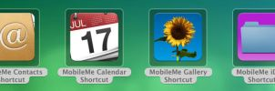 MobileMe Buttons by jasonh1234