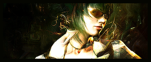 DMC: Lady by aestheticdesigns