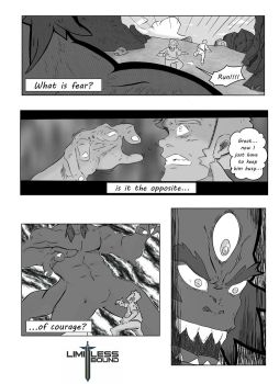 Limitless Bound Page 1 by theArTBomB