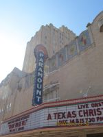 Paramount Theater by LancetheB1