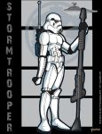 Stormtrooper by stourangeau