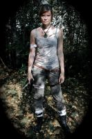 Lara Croft Cosplay - 2012 Tomb Raider Game 2 by LadySnip3r
