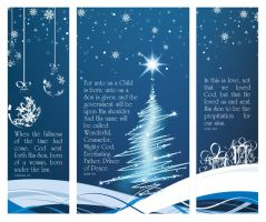 Christmas Banners by Emberblue
