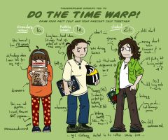 Evolution of the awkward by p-korle