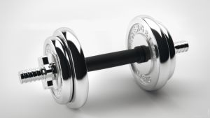 3D Dumbbell by Patan77xD