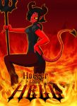 Hotter Than Hell - The Devil's Daughter by PlayboyVampire