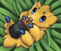 Joltik by Tojo-The-Thief