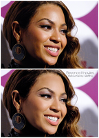 Retouch Beyonce Knowles by Giraffina