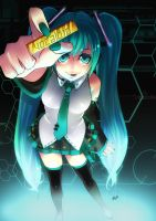 +I'm a vocaloid+ by MYKProject