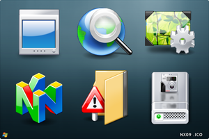 NX09 For Windows by ipholio
