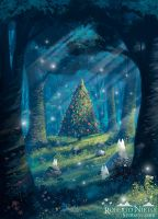Merry Christmas - FREE PSD DOWNLOAD by Syntetyc