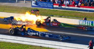 Death of a 10,000 HP Engine by Grouper