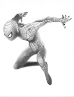 The Amazing Spider-Man| Pencil Art by FrancoTieppo
