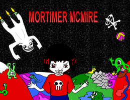 Mortimer McMire, Grand Intellect by mortimermcmirestinks