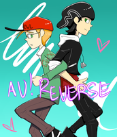 AU! Reverse by RunningFromTime