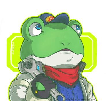 Slippy Toad. by pterro