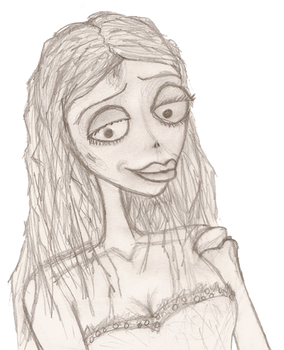 That Bride Looks A Bit Corpsey by alaskanbullworm