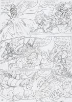 Marvel Disc Wars: Squirrelly Situation pg1 by BlueIke