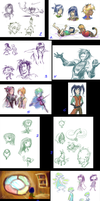 Sketchdump 02 by Jube-Squared