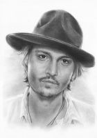 Johnny Depp by Tarsanjp