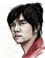 Choi Kang Chi (Gu Family Book) by SakuTori