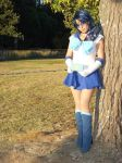 Sailor Mercury cosplay by amymizuno6
