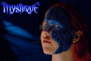 Mystique 2 by Kezzamin