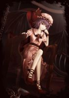 -023-Remilia Scarlet- full ver by 3plus