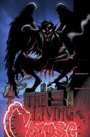 The Living Corpse cover 9 by juan7fernandez