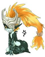 Midna 3 by ManiacPaint