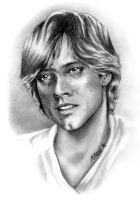 Young Luke Skywalker by enednoviel