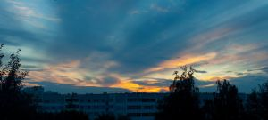 Landscape from my window by Solvic1