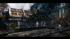 Shrines and Temples of Markarth by lupusmagus