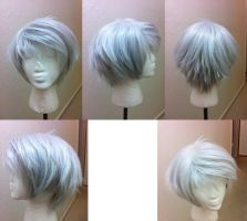 Hope Wig from FF13-2 by taiyowigs