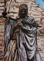 Tusken raider from star wars by Thelostsoulofpop
