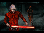 Is this wise, Revan? by AyeriR