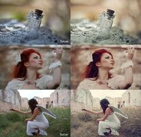 Photoshop Vintage Actions by Designslots