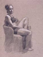 Figure Drawing 6 by lithriel