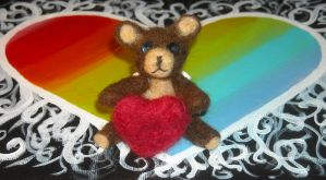 Button Bear by Stitched-Amity