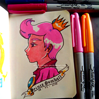 Oh Fionna! by strengger-joe