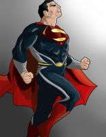 Man Of Steel by stinson627